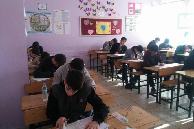Kızıltepe'de Siyer yarışması düzenlendi