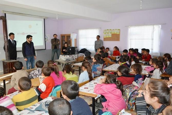 """İpekyolu Belediyesinden """"Okullarda Hijyen"""" eğitimi"""