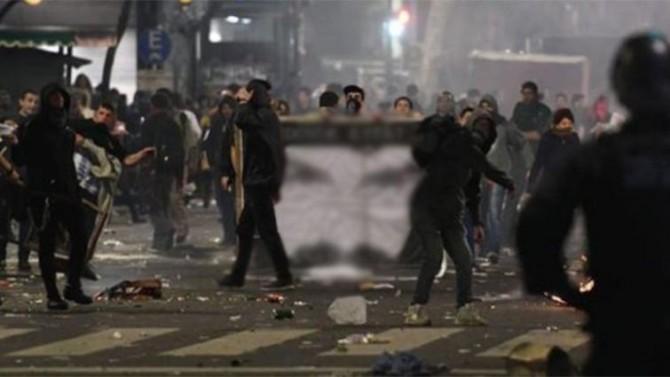 Arjantin'de maaş indirimi protestoları