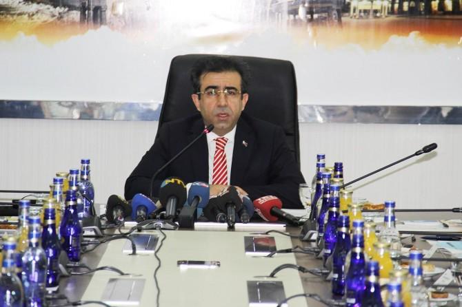 Diyarbakır'da yılın ilk 10 ayında 168 milyon dolarlık ihracat gerçekleşti