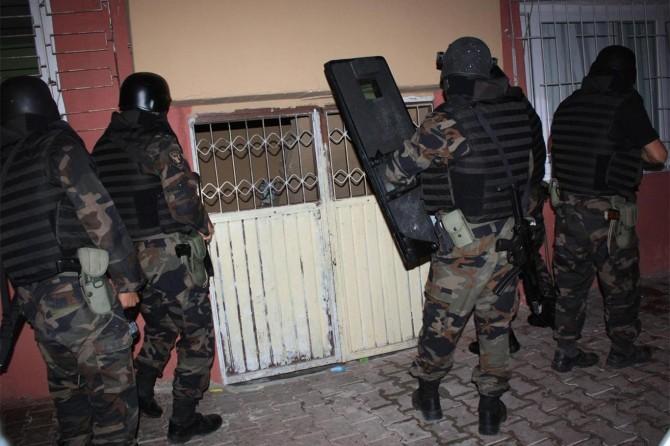 Bursa'da IŞİD operasyonu: 39 gözaltı