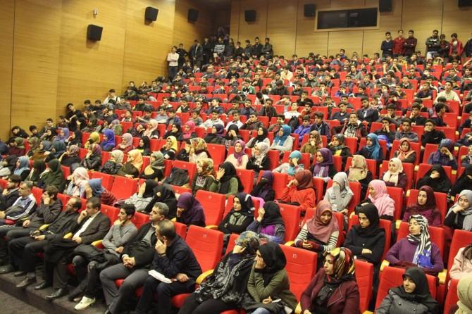 Diyarbakır Merkez Anadolu İHL'den İki Şehir Bir Yürek: Mekke ve Kudüs programı