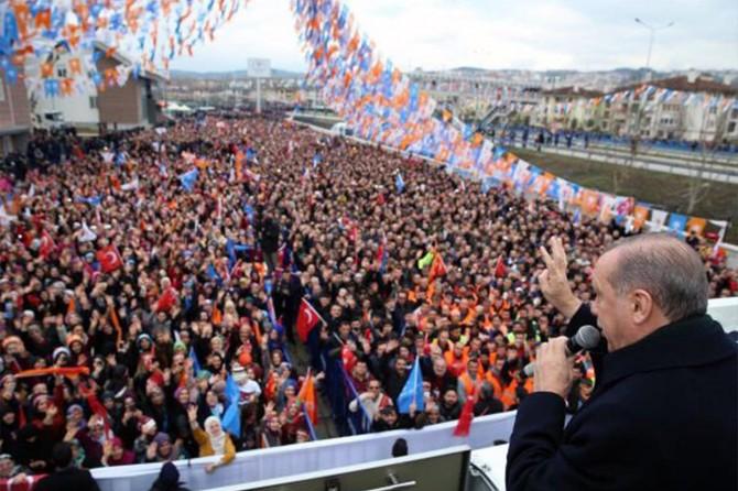 Erdoğan: Olur olmaz konuşmaya başladılar