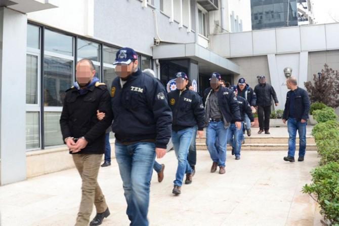Konya merkezli 27 ilde FETÖ operasyonu
