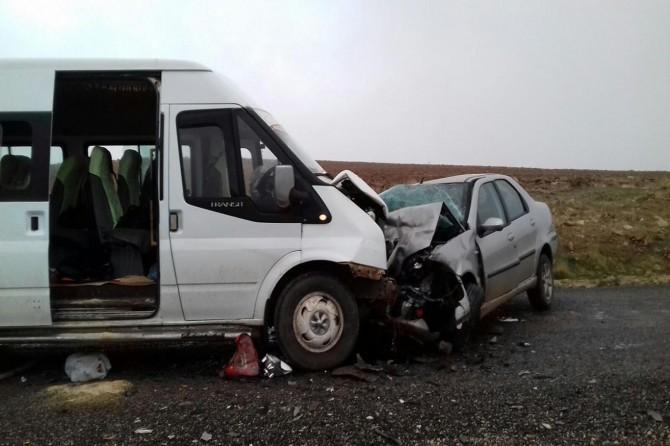 Kazada yaralanan kadının hayatını kaybettiği iddialarına yalanlama