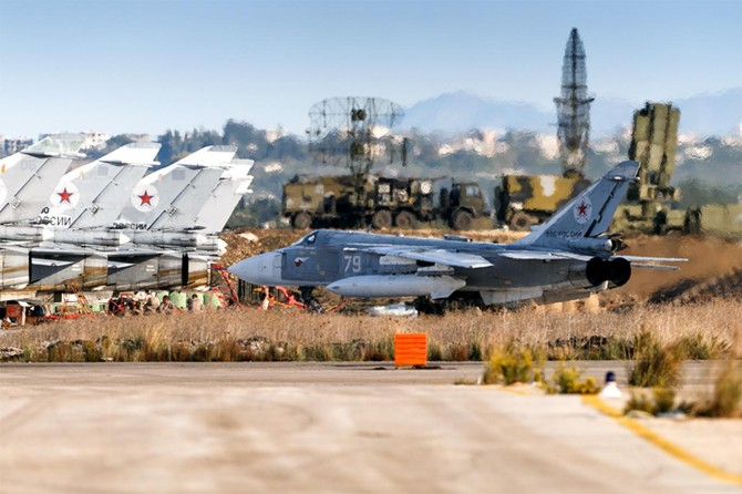Rusya: Suriye'deki üslerimize İHA'larla 13 saldırı düzenlendi