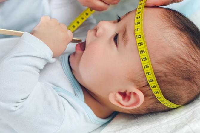 Bebeğinizin baş çevresini ölçtürmeyi ihmal etmeyin