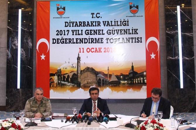 """Li Diyarbekirê """"Komcivîna Ewlehîya Giştî ya Sala 2017an"""" hat lidarxistin"""