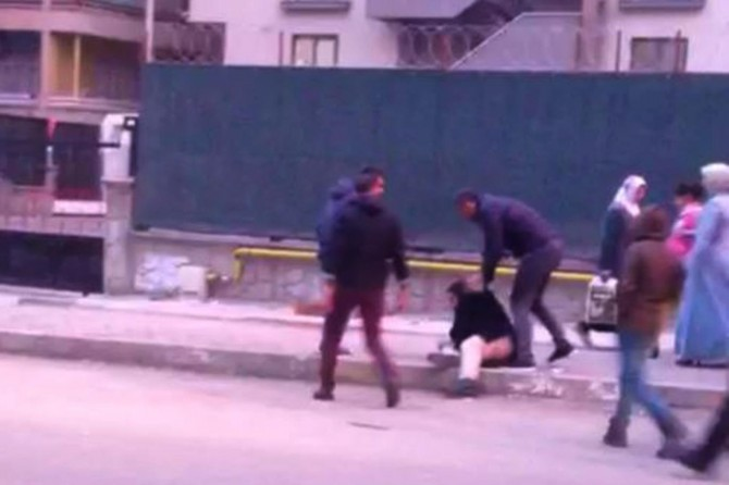 Diyarbakır'da 'Taciz iddiası' mahalleyi ayağa kaldırdı