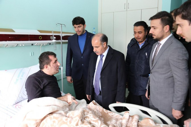Silopi'deki kazada hayatını kaybedenlerin 9'u da Iraklı