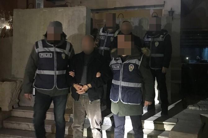 Van'da aranan 2 kişi yakalandı