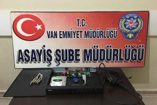 Van'da 14 hırsızlık şüphelisi tutuklandı