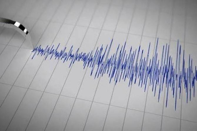 Çanakkale Ayvacık'ta 4.1 şiddetinde deprem