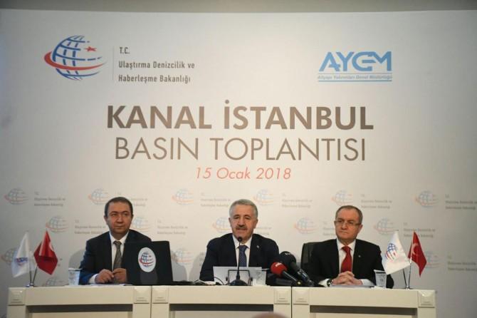 Kanal İstanbul Projesi'nin detayları açıklandı