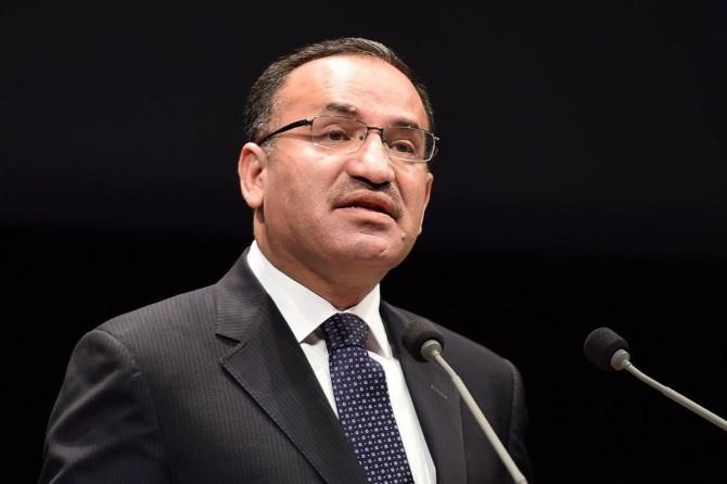 Bozdağ'da ABD'ye tepki: Türkiye gerekli adımları atmaktan çekinmeyecektir
