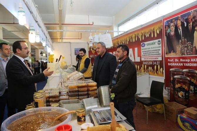 Türkiye'nin lezzetleri Gaziantep'te buluştu