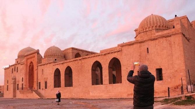 Mardin turizminde hedef bir milyon