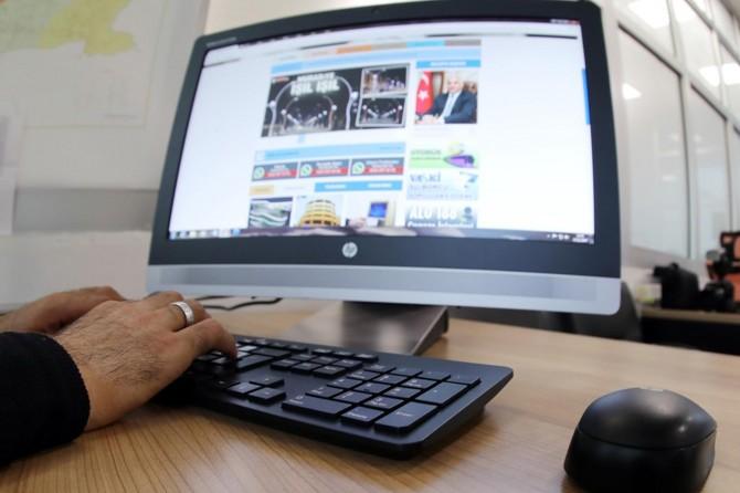 Belediye hizmetlerine online ile ulaşılabilecek