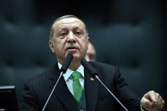 Erdogan derbarê Afrînê de daxuyanî da