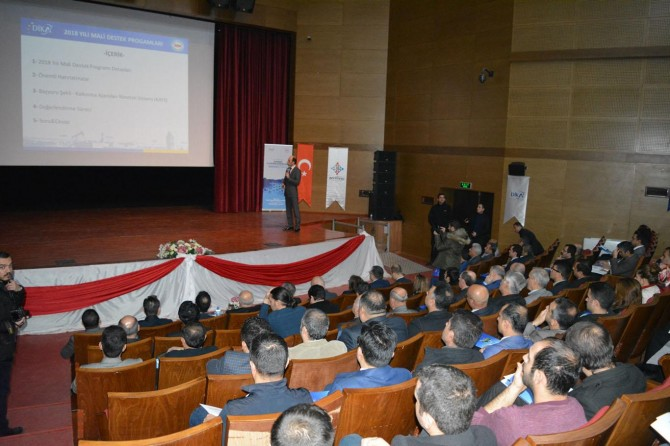 DİKA 2018 yılı mali destek programını açıkladı