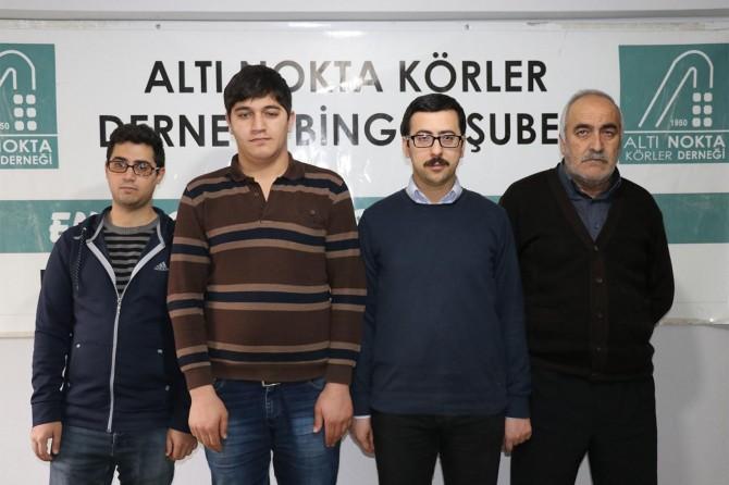 Adana'da engelli vatandaşın darp edilmesi Bingöl'de kınandı