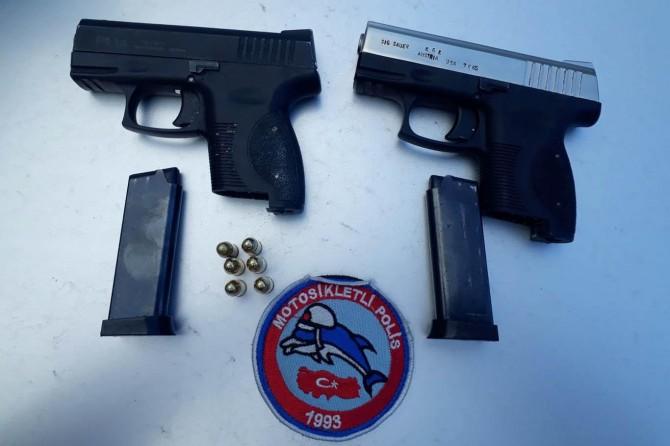 24 şüpheli hırsızlıktan tutuklandı