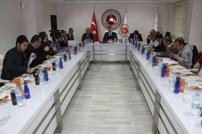 Diyarbakır Başsavcısı 2017 yılını değerlendirdi