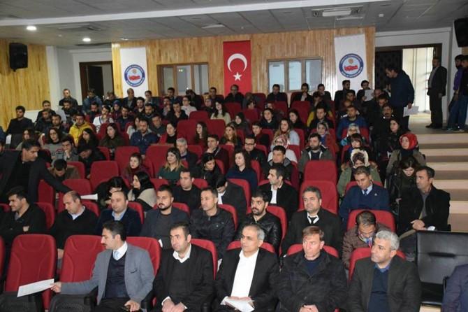 """Kozluk'ta """"E-Müfredat Eğitim İzleme ve Değerlendirme Sistemi"""" toplantısı yapıldı"""