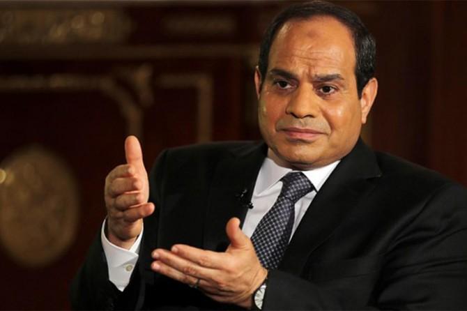 Darbeci Adulfettah Es-Sisi Mısır'da yeniden aday