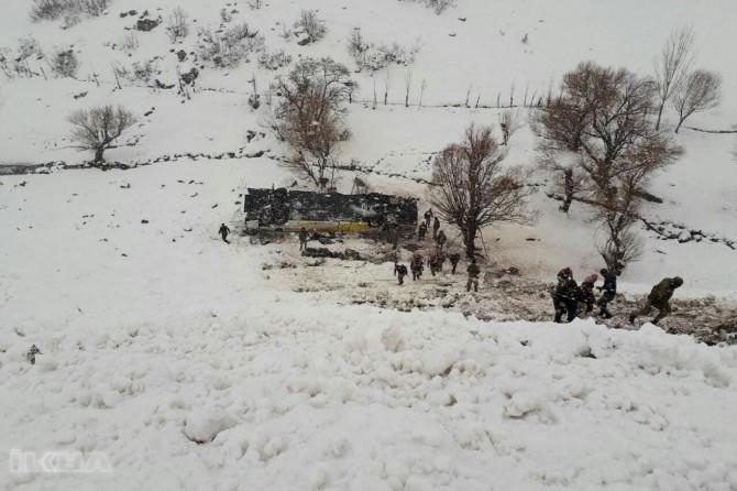 Muş'taki kazada ölenlerin sayısı 7'ye yükseldi