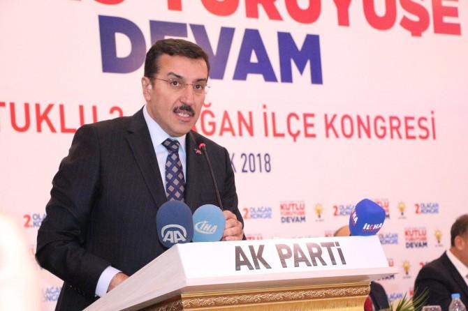 Türkiye kendi göbeğini kesecek güçtedir