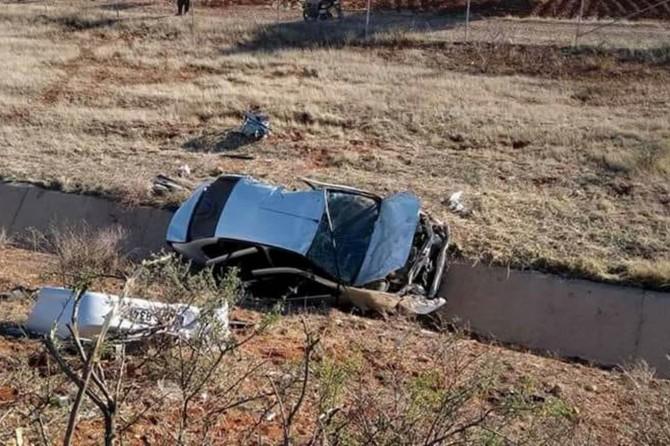 Gaziantep-Nizip Otoyolu Akçakent Köprüsünde kaza: 1 ölü 6 yaralı