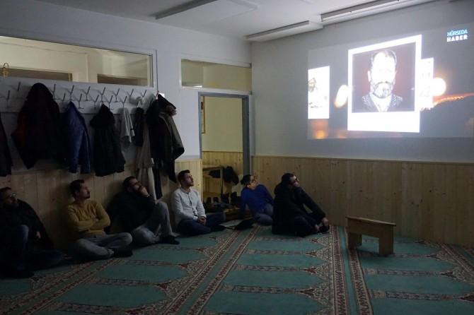 Hizbullah Lideri Avusturya'da anıldı