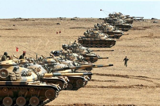 Zeytin Dalı Harekâtı'nda ikinci gün