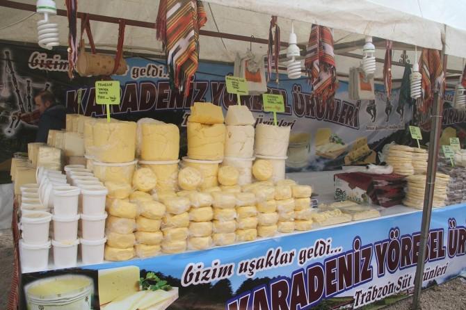 Midyat'ta yöresel ürünler ve gıda fuarı açıldı foto