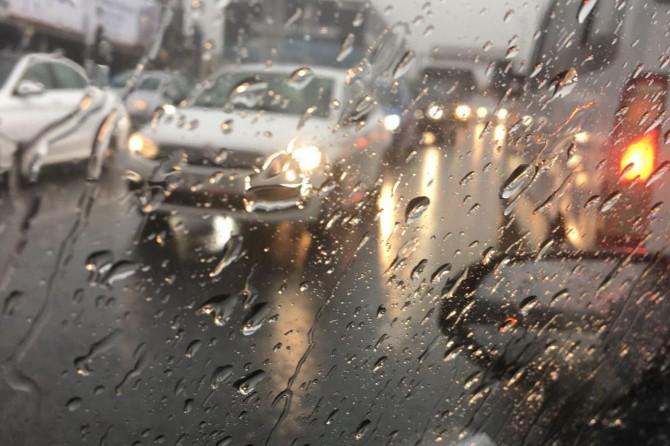 Mersin için sağanak yağış uyarısı