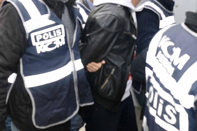 'Zeytin Dalı Harekatı' karşıtı sosyal medya paylaşımlarına gözaltı