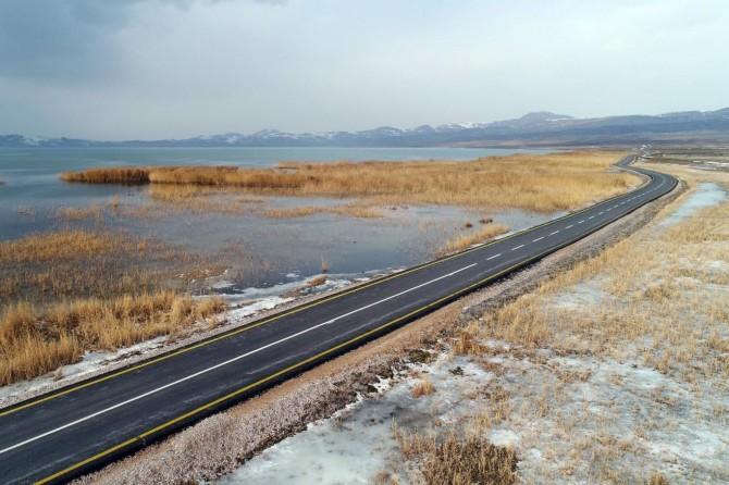 İpekyolu'nda 2017'de yaklaşık 25 kilometre yol yapıldı