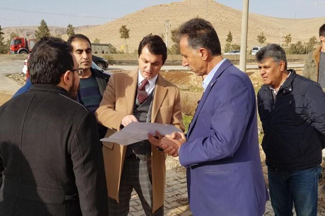 Mardin Artuklu'da yeni parklar yapılacak