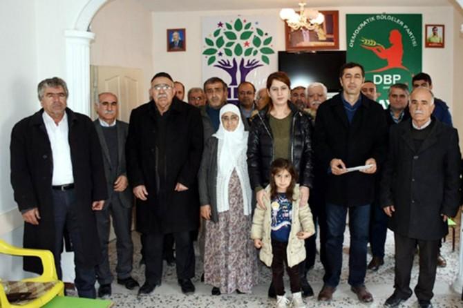 HDP Nusaybin İlçe Başkanı Ferhat Kut gözaltına alındı