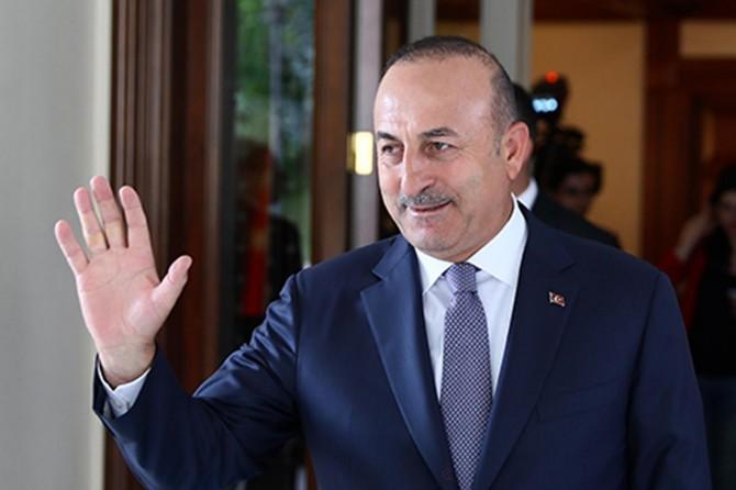 Mevlüt Çavuşoğlu Paris'te Dışişleri Bakanları Toplantısı'na katılacak