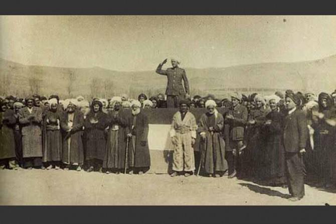 Bugün Mahabat Cumhuriyeti'nin kuruluş yıldönümü