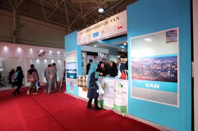 Van Tahran'da ilk kez tanıtılıyor