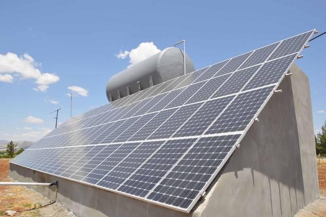 ADYÜ'deki enerji çalışmaları devam ediyor