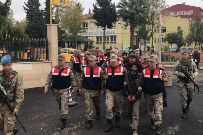 Şanlıurfa'da PKK ve IŞİD operasyonu: 12 kişi tutuklandı