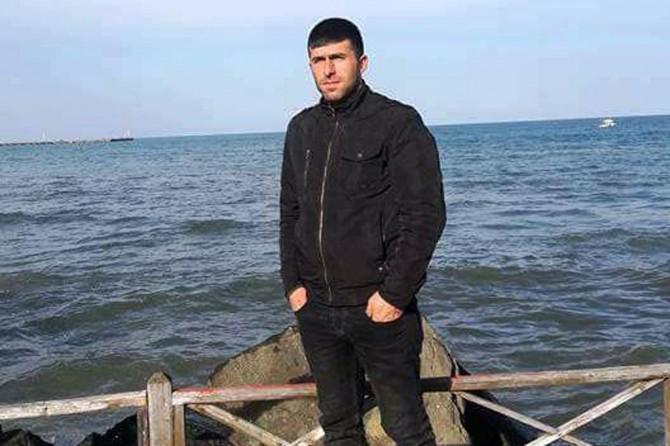 Hakkari'de göçük altında kalan genç hayatını kaybetti