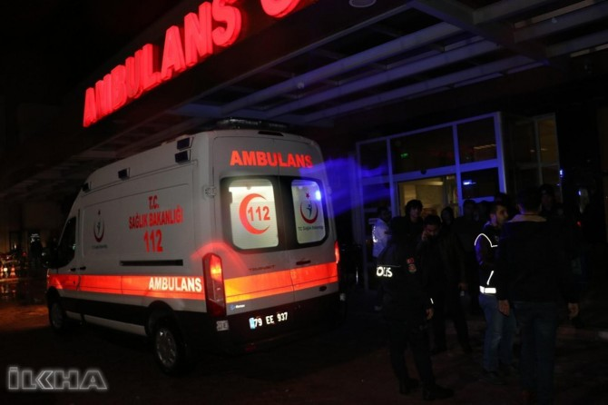 Two die in the mosque attack in Turkiye's Kilis