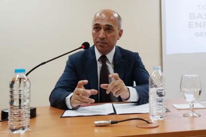 Diyarbakır Basın-Yayın ve Enformasyon il müdürü Fikret Dişlioğlu oldu