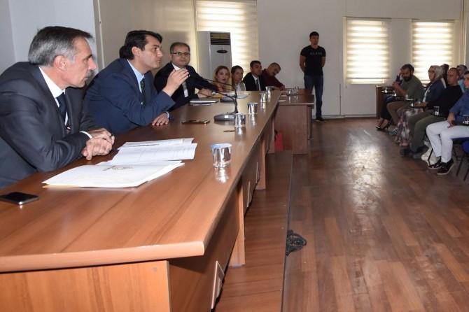 Mardin Artuklu Belediyesi halkla buluşuyor