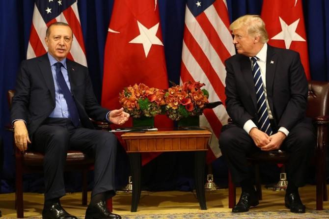 Serokomar Erdogan li ser telefonê bi Trump re axivî